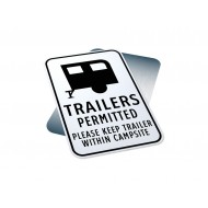Trailers Permitted