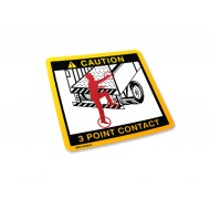 3 Point Contact Label (alt)