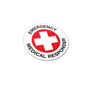 Emergency Medical Responder Stickers - 50/Pack