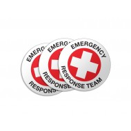 Emergency Response Team Stickers - 50/Pack