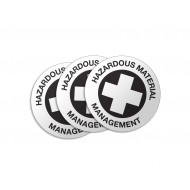 Hazardous Material Management - 50/Pack