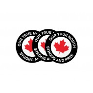 Our True North Strong and Free - 50/Pack