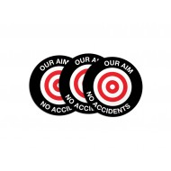 Our Aim No Accidents - 50/Pack