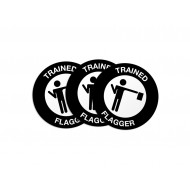 Trained Flagger - 50/Pack