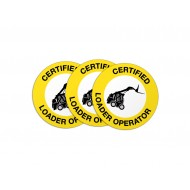Certified Loader Operator - 50/Pack