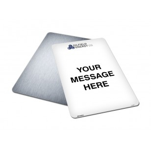 Message, Logo (18x12)