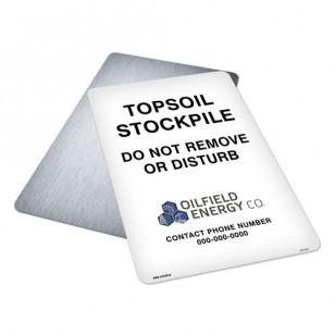 Topsoil Stockpile