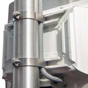 Unistrut Stainless Steel Bracket Mounting Set