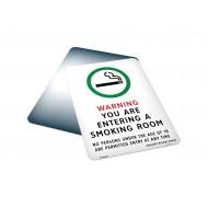 You Are Entering A Smoking Area