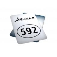 Alberta Route Marker (500-986)