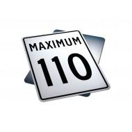 Maximum Speed (110KM/H)