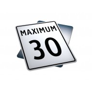 Maximum Speed (30KM/H)