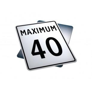 Maximum Speed (40KM/H)