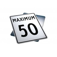 Maximum Speed (50KM/H)
