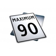 Maximum Speed (90KM/H)