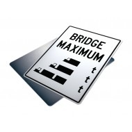 Maximum Weight - Tonnes - Bridges