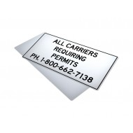 All Carriers Requiring Permits Phone 1-800-662-7138
