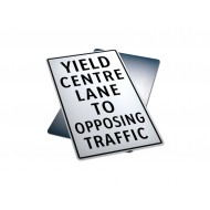 Yield Centre Lane To Opposing Traffic