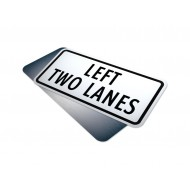 Two Left Lanes
