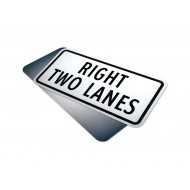 Two Right Lanes