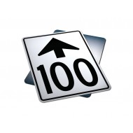 Maximum Speed Ahead (100)