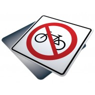 Cycling Prohibited