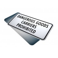 Dangerous Goods Carries Prohibited