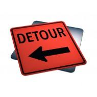 Detour Left
