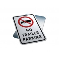 No Trailer Parking