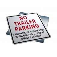 No Trailer Parking Bylaw