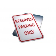 Reserved Parking Only