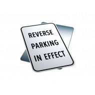 Reverse Parking In Effect