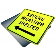 Severe Weather Shelter (Left)