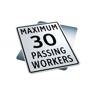 Maximum KM Passing Workers