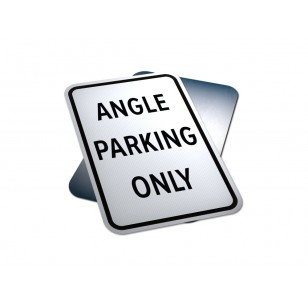 Angle Parking Only