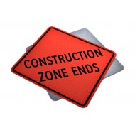 Construction Zone Ends