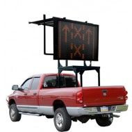 Silent Messenger Vehicle Mounted Message Board - 6