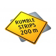 Rumble Strips 200 m