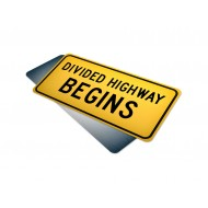 Divided Highway Begins