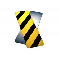 Hazard Marker - Object On Right