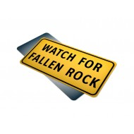 Watch For Fallen Rock