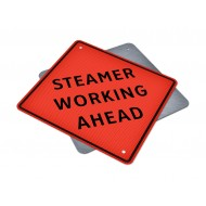 Steamer Working Ahead