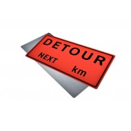 Detour Next __km