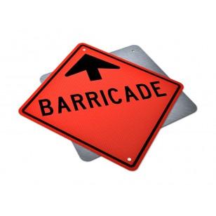 Barricade Ahead