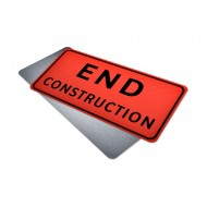 End Construction Zone