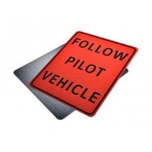 Follow Pilot Vehicle