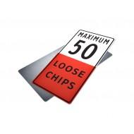 Maximum __ Loose Chips