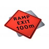 Ramp Exit __ m