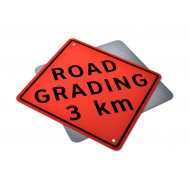Road Grading __ km