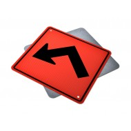 Single Sharp Left Turn
